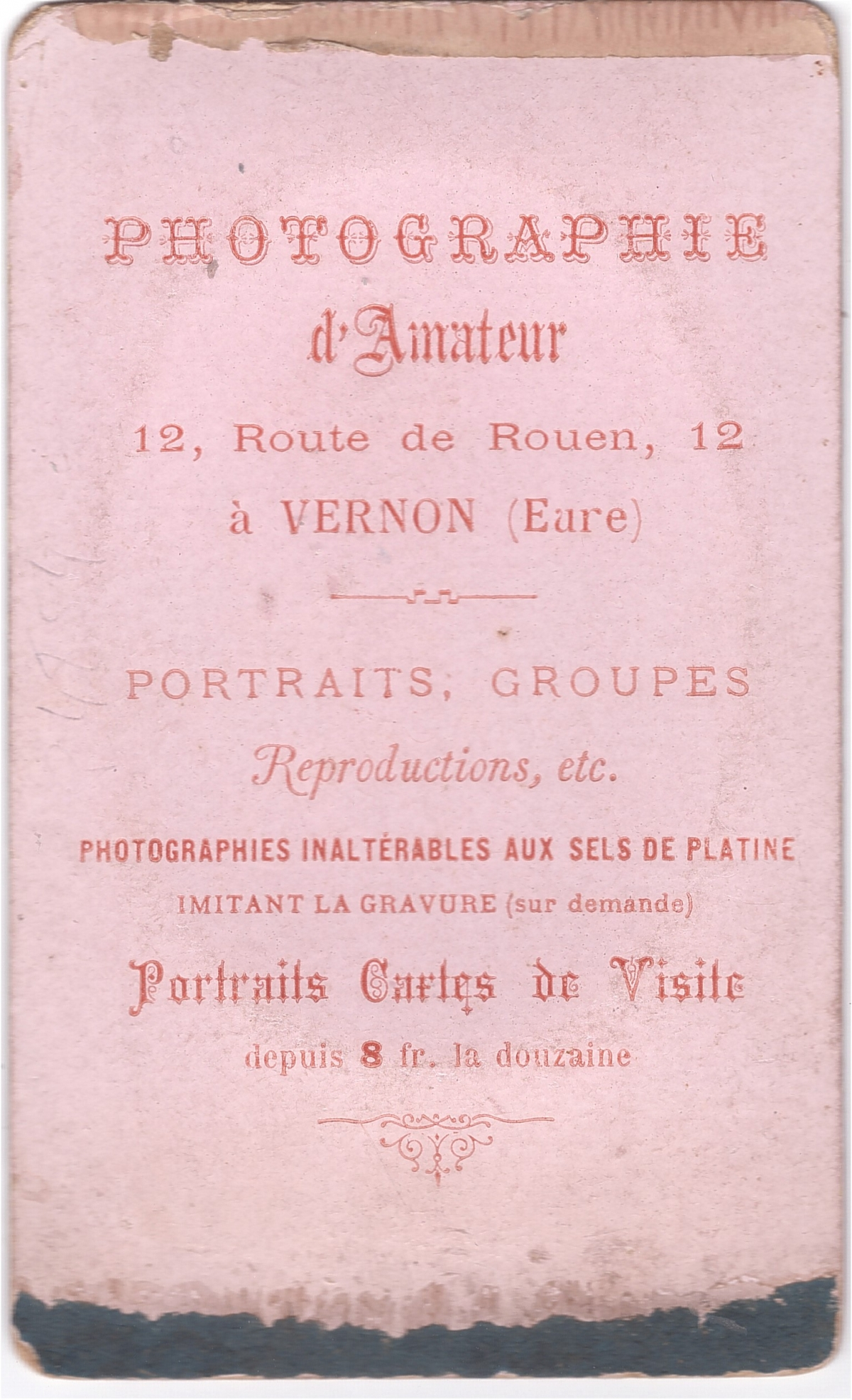 Militaire Du 3e Regiment Portant Des Epaulettes A Franges Portrait